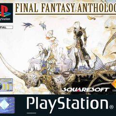Capa de PlayStation europeia.