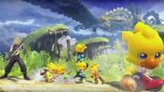 SSB4 - Chocobo Hat