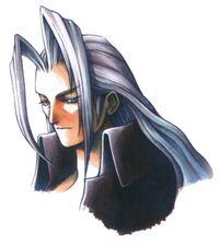 Sephiroth Portrait