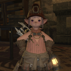 Tataru as a miner.