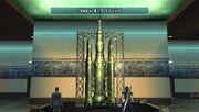 VIICC Shinra -26 Rocket