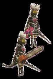 Crystal Bearers Tonberry Queen Renders