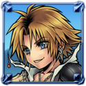 DFFNT Player Icon Tidus DFFOO 001