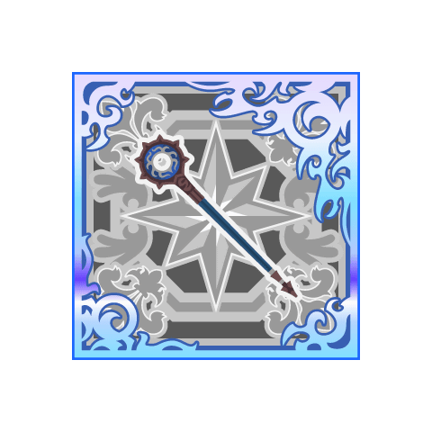 Cloud Staff (SSR+).