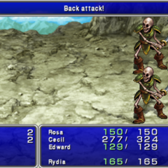 A Back Attack (PSP).
