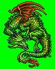 FFRK Green Dragon FFIII