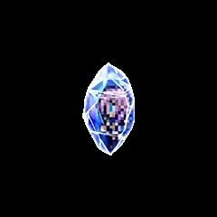 Lightning's Memory Crystal.