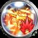 FFRK Tycoon Phoenix Icon