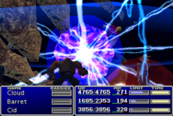 FFVII Dragon Fang