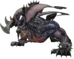 FFXIII enemy Behemoth King