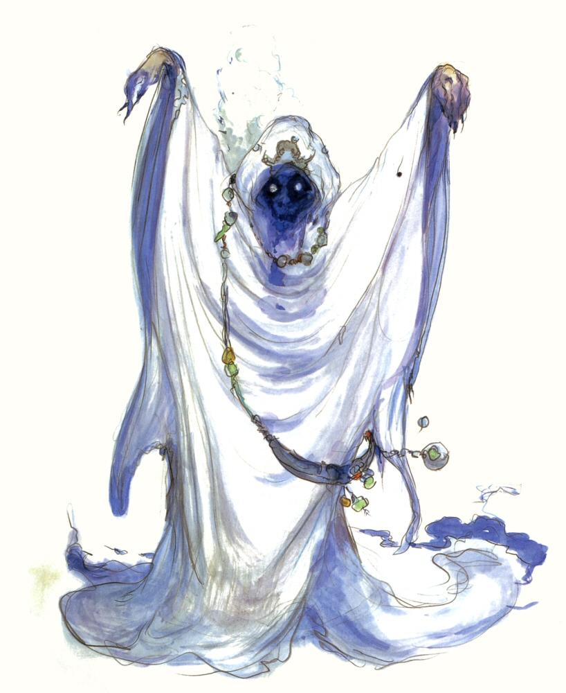 Ghost (Final Fantasy V...