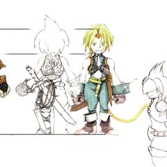 Gilgamesh em Final Fantasy IX