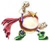Hanjuku Hero Eggman Artwork