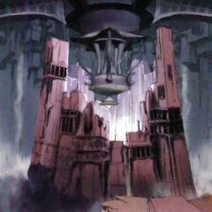 Bevelle Underground concept artwork.