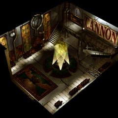 Inside Junon.