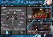 LRFFXIII Controls and UI Poster