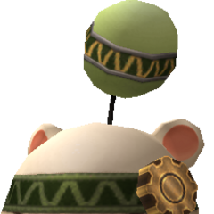 Class Fifth moogle model.