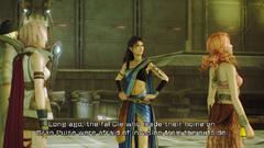 Vanille tells the Ark legend
