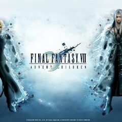 Cloud and Sephiroth<br /><a href=