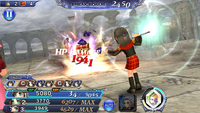 DFFOO Deuce HP Attack