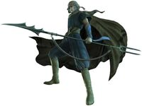 FF4PSP Hooded Man Kain CGI