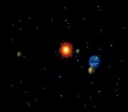 FFIV SNES Solar System