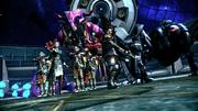 FFXIII-2 Coliseum Enemies