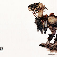 Legacy Chocobo Wallpaper<br /><a href=