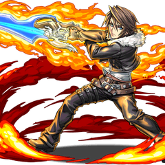 No. 2034 Solitary Lion, Squall (6★).