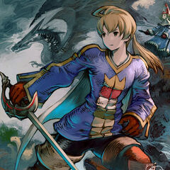 Ramza's artwork.