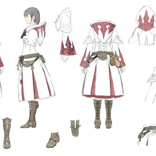 White Mage <a href=