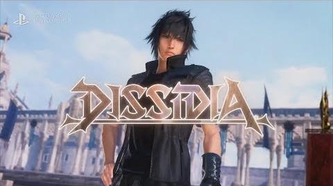 Dissidia Final Fantasy NT - Noctis Reveal Gameplay TGS 2017 Trailer バトルムービー:ジェクト