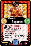 Explode plus