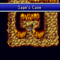 Sage's Cave (GBA).