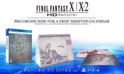 Final Fantasy X-X-2 HD Remaster Limited Edition PS4