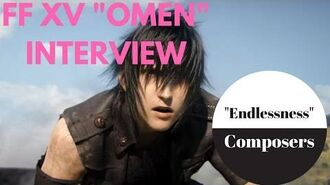 """Interview Final Fantasy XV Omen """"Endlessness"""" Music Composers- Andreas Kübler and Xaver Willebrand"""
