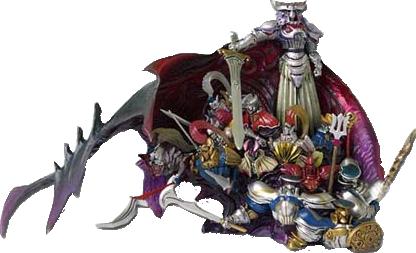 Knights of the Round (summon) ...