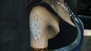 Marca queimada de Fang