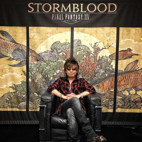 Yoshida teasing <i>Final Fantasy XIV</i> x <i>Final Fantasy XV</i> collaboration.