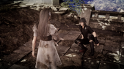 Sarah meets Noctis in Close Encounter of the Terra Kind FFXV
