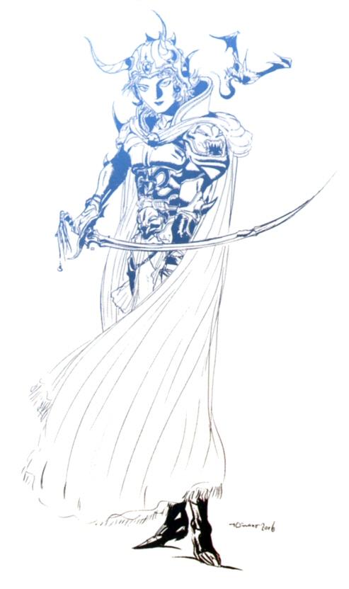 Warrior Of Light 2006 (manual)