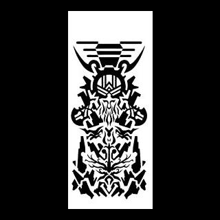 Exodus's Glyph from <i>Final Fantasy XII</i>.