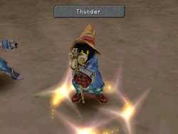 FFIX Vivi Magic