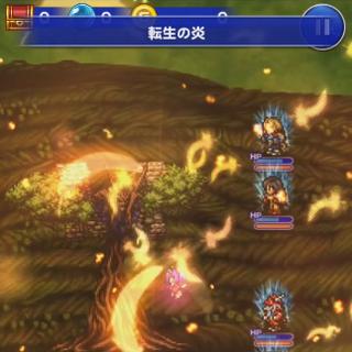 Phoenix's Rebirth Flame.