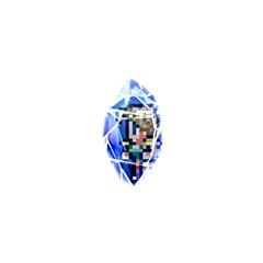 Rosa's Memory Crystal.