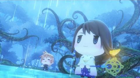 World of Final Fantasy Yuna Champion Summon (1080p 60fps)
