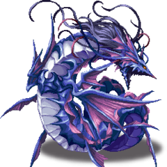 Enemy sprite (esper battle and event).