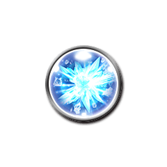 Icon for Blizzard Bomb.