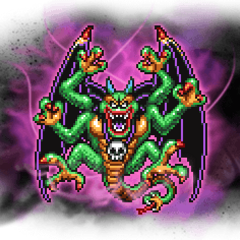 Ultimate++ Malroth [Hoshi no Dragon Quest].