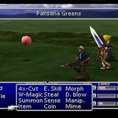 Pahsana Greens in <i>Final Fantasy VII</i>.